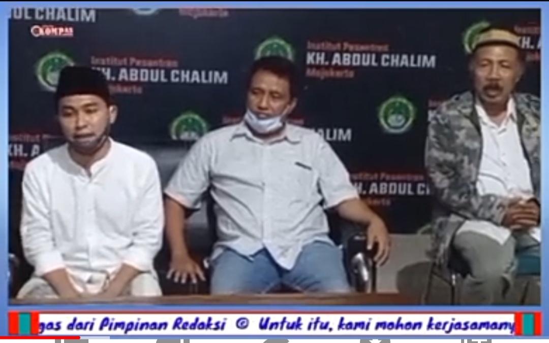 Kegiatan Press Release yang digelar IKBAR terlihat Sukses