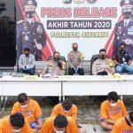 Tahun 2020, Kasus di Kabupaten Sidoarjo Alami Penurunan