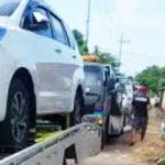 Mendadak Milyarder Satu Desa Borong Mobil