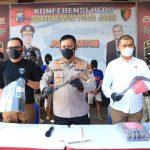 Sindikat Curat Yang Beraksi di 15 TKP di Ringkus Jatanras Polda Jatim