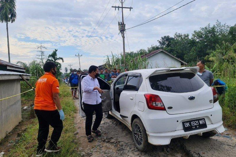 Wartawan Ditemukan Tewas di Dalam Mobil