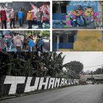 Kritik Lewat Mural Berujung Hapus dan Di Buru