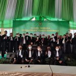 Di Pengadilan Tinggi, 29 Advokat Peradin Jatim Disumpah & Dilantik