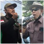 "Kejari Mojokerto Kembali ""Laporkan"" Pengambilan Tanah Urug, Aliansi LSM MW Geram & Unjuk Rasa"