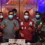 Razia Lapas Klas I Surabaya, Aparat Temukan Gergaji dan Sajam Rakitan