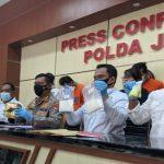 Berdalih Liburan Bareng Keluarga, Kurir Narkoba Ditangkap di Surabaya